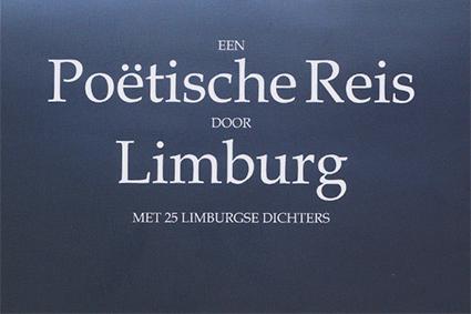 25 Limburgse dichters presenteren 'Een Poëtische reis door Limburg'