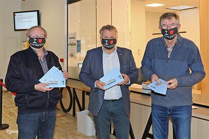Diepenbeekbonnen voor leden van KWB Centrum.