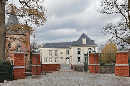 Restauratie van kasteel van Diepenbeek nadert voltooiing