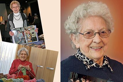 Maria Smets viert 100ste verjaardag