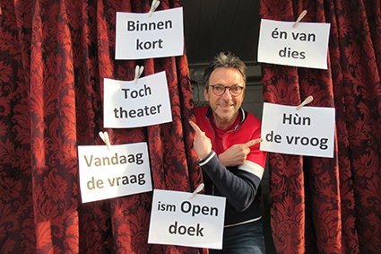 Toch theater in Diepenbeek